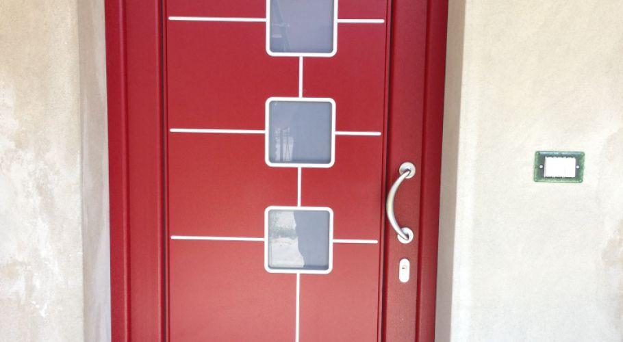 Alessio saoncella serramenti fornitura e posa porte interne - Posa porte interne ...